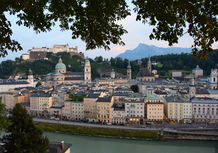 Salzburg, Austria - 2017