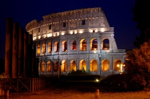 Rome, Italy - 2008