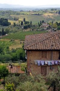 San Gimignano, Italy - 2010