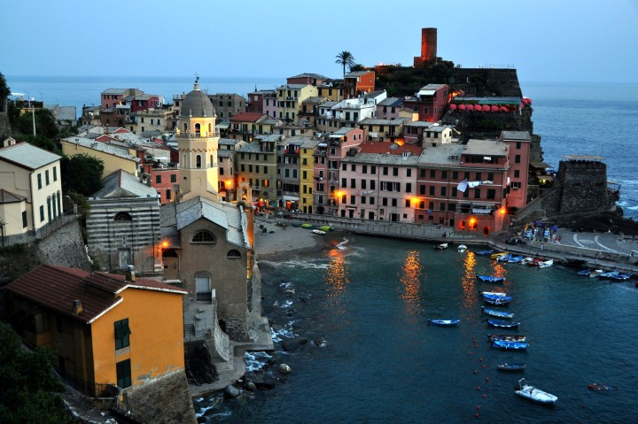 Travelogue for Italy,2010