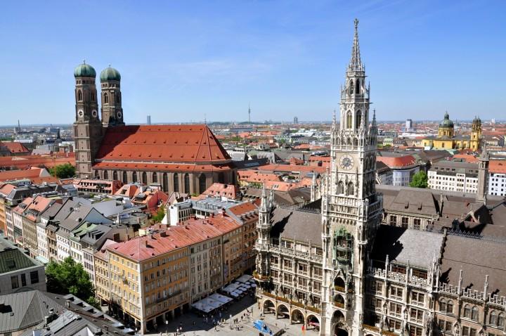 Munich, Germany  - 2011