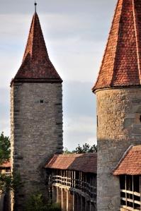 Rothenburg ob der Tauber, Germany - 2011
