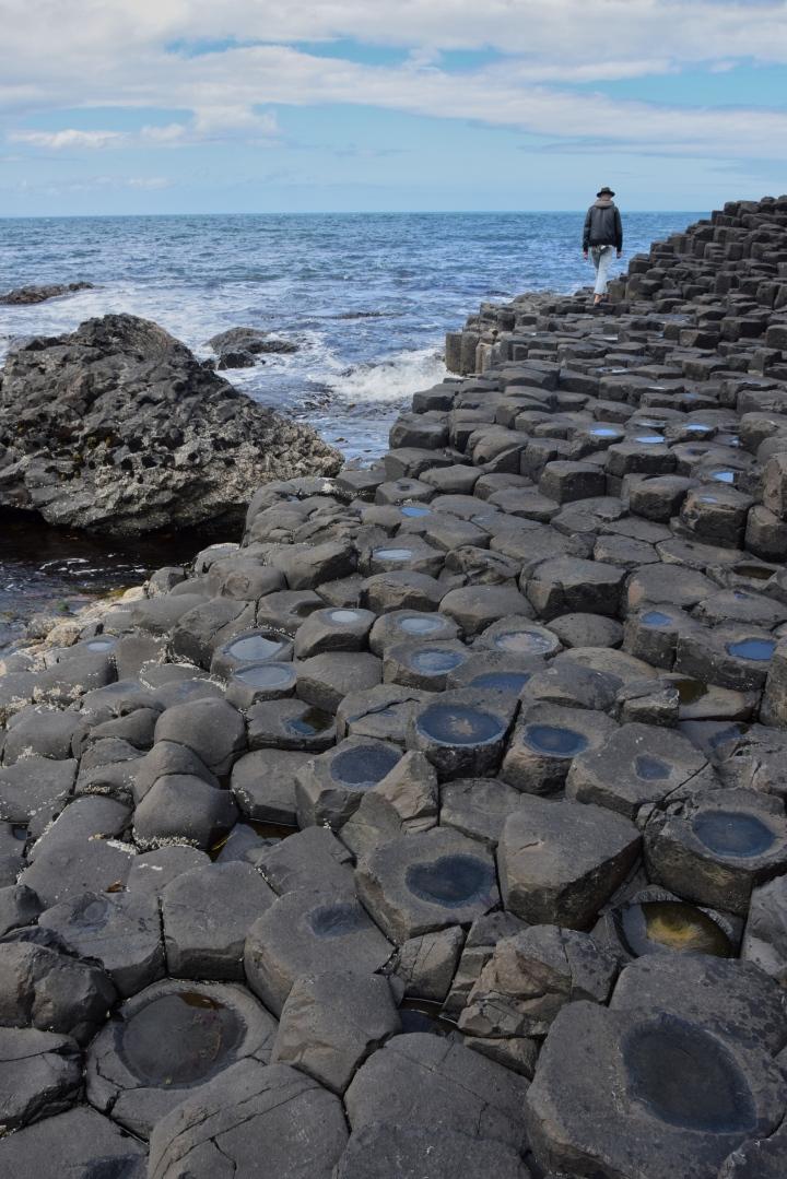 Giant's Causeway, Ireland - 2016