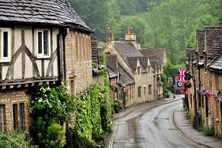 Travelogue for England and Scotland,2012