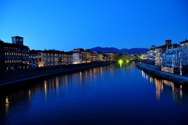 Pisa, Italy - 2013