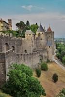 Carcassonne, France - 2015
