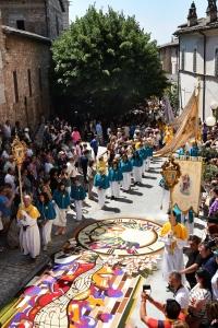Spello, Italy - 2014
