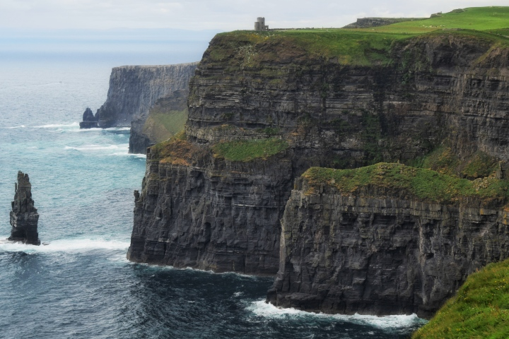 Cliffs of Moher, Ireland - 2016