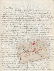 Swaim letter
