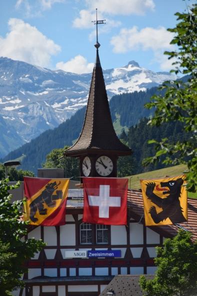 Zweisimmen, Switzerland