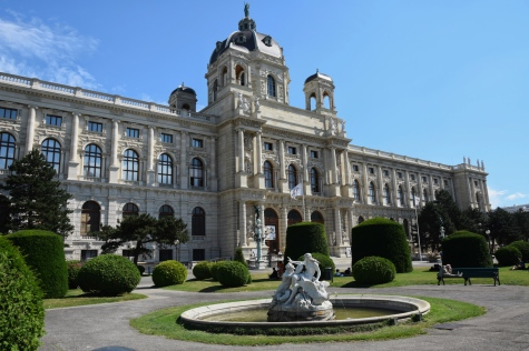 The Kunsthistorisches Museum