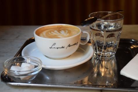 Café Hawelka, a classic Viennese coffee house.