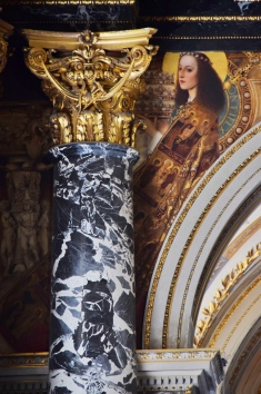 Gustave Klimt spandrel