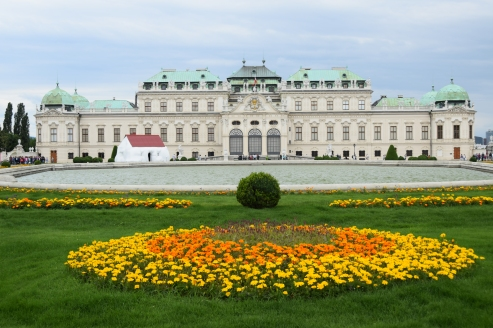 The Belvedere, Vienna
