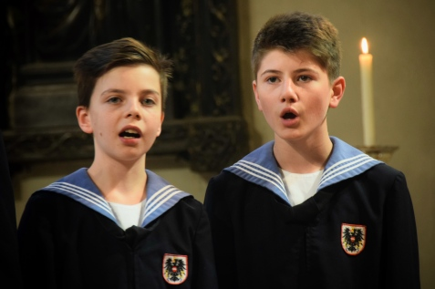 The Vienna Boys' Choir