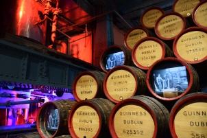 The Guinness Storehouse, Dublin