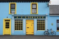 A pub in Fanore