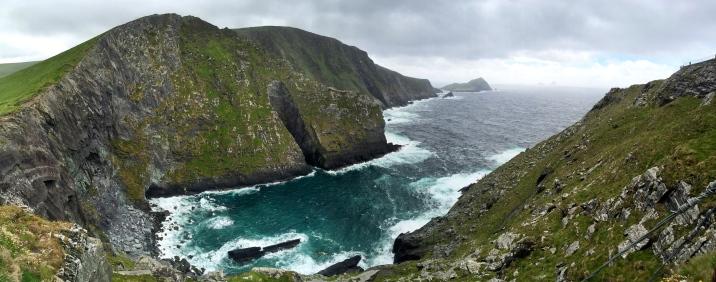 The Kerry Cliffs, Portmagee