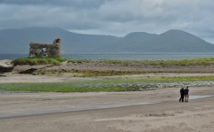 McCarthy's Castle in Ballinskelligs