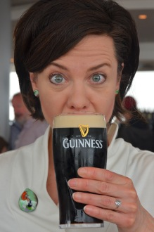The Guinness Storehouse, Dublin