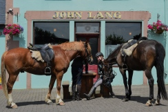 John Land's pub in Grange, County Sligo