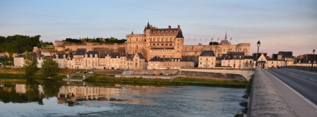 Château Royal in Amboise