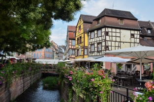 Tanner's District, Colmar