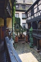 Alsatian Museum in Strasbourg