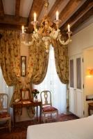 Our charming room at Hôtel Caron de Beaumarchais