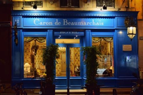 Hôtel Caron de Beaumarchais
