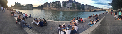 Picnic on the Seine